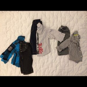 Lot of 3 Outfits-3-6 mth